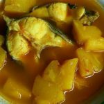 217 Spicy Sour Soup with Fish