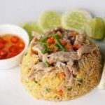237 Fried Rice With Vegetables And Egg