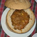 44 Goulash Soup in Bred
